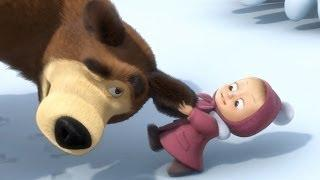 Masha and the Bear - Tracks of unknown animals