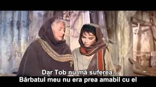 Povestea lui Rut - subtitrat in romana (The Story of Ruth) 1960
