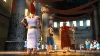 The Ten Commandments (2009) - Bible Animated Movie HD